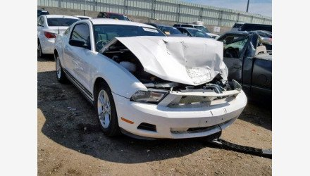 2010 Ford Mustang Coupe for sale 101124604