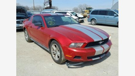 2010 Ford Mustang Coupe for sale 101124624