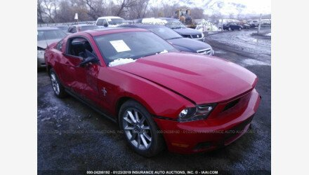 2010 Ford Mustang Coupe for sale 101125790