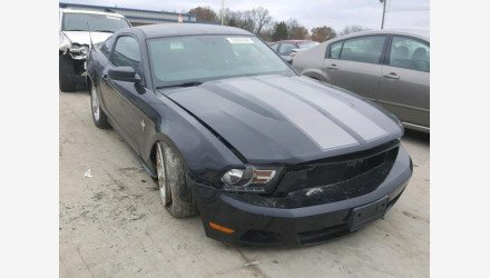 2010 Ford Mustang Coupe for sale 101126324