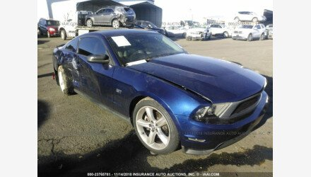 2010 Ford Mustang GT Coupe for sale 101127836