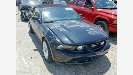 2010 Ford Mustang GT Convertible for sale 101193643