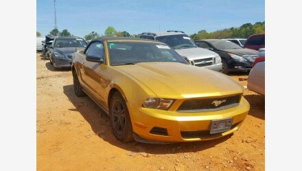 2010 Ford Mustang Convertible for sale 101195635