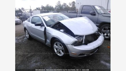 2010 Ford Mustang Coupe for sale 101195777