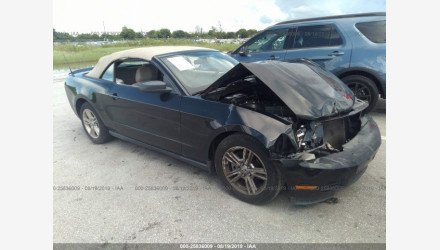 2010 Ford Mustang Convertible for sale 101196129