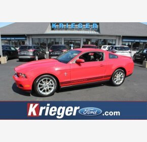2010 Ford Mustang Coupe for sale 101200421