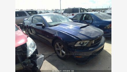2010 Ford Mustang GT Coupe for sale 101204448