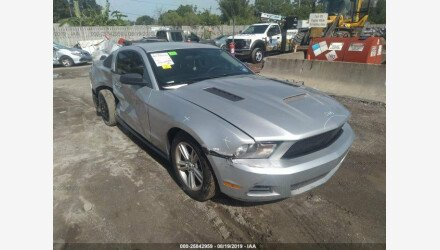2010 Ford Mustang Coupe for sale 101206011