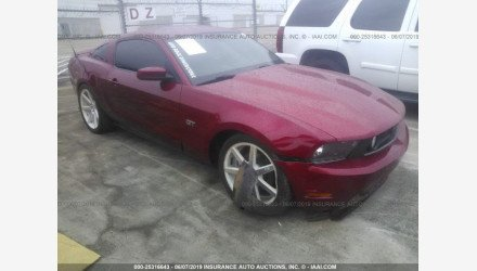 2010 Ford Mustang GT Coupe for sale 101209996