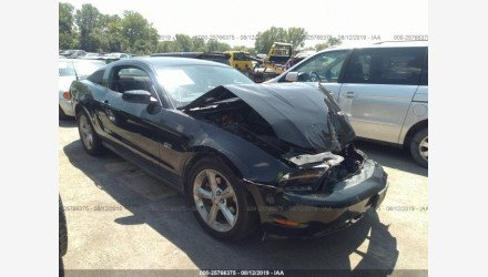 2010 Ford Mustang GT Coupe for sale 101210000