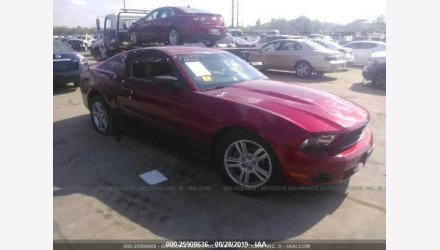 2010 Ford Mustang Coupe for sale 101217506