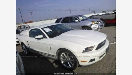 2010 Ford Mustang Coupe for sale 101219645