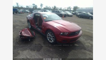 2010 Ford Mustang Coupe for sale 101219649