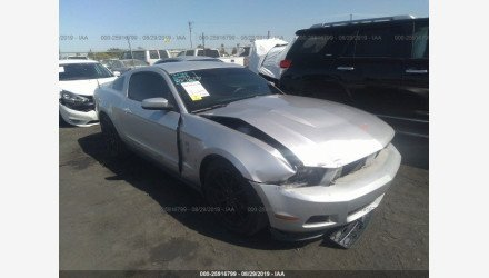 2010 Ford Mustang Coupe for sale 101219654