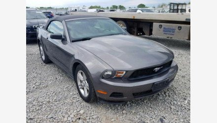 2010 Ford Mustang Convertible for sale 101220199