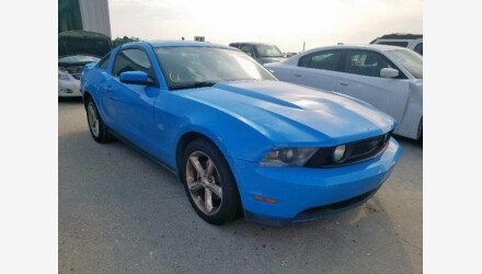 2010 Ford Mustang GT Coupe for sale 101220314
