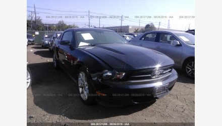 2010 Ford Mustang Coupe for sale 101220955