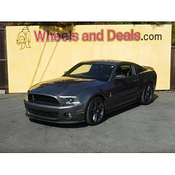 2010 Ford Mustang Shelby GT500 Coupe for sale 101221897