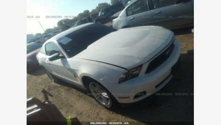 2010 Ford Mustang Coupe for sale 101222372