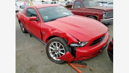 2010 Ford Mustang Coupe for sale 101223827