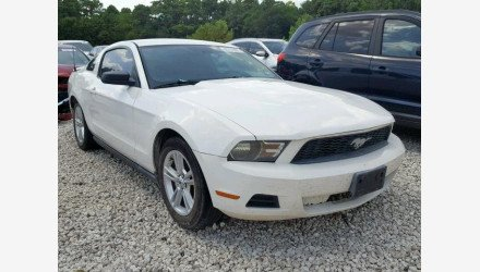2010 Ford Mustang Coupe for sale 101224436