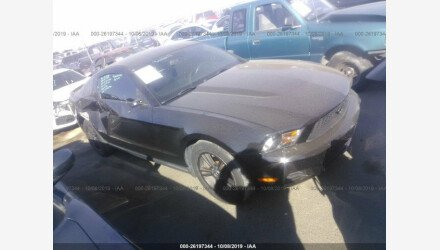 2010 Ford Mustang Coupe for sale 101224625