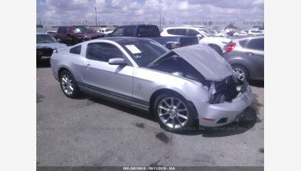 2010 Ford Mustang Coupe for sale 101224639