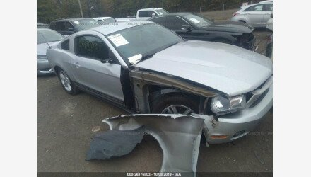 2010 Ford Mustang Coupe for sale 101226024