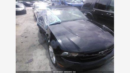 2010 Ford Mustang Convertible for sale 101226104