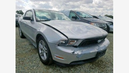 2010 Ford Mustang Coupe for sale 101226640