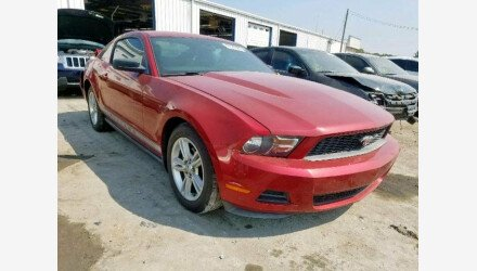 2010 Ford Mustang Coupe for sale 101241000