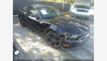 2010 Ford Mustang Coupe for sale 101241748