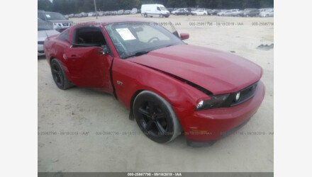2010 Ford Mustang GT Coupe for sale 101241795