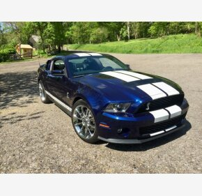 2010 Ford Mustang Shelby GT500 Coupe for sale 101264152