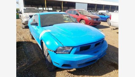 2010 Ford Mustang Coupe for sale 101268675