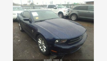 2010 Ford Mustang Coupe for sale 101270676