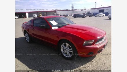 2010 Ford Mustang Coupe for sale 101273827