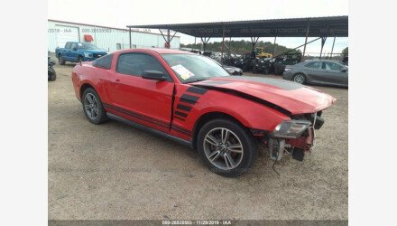 2010 Ford Mustang Coupe for sale 101273831