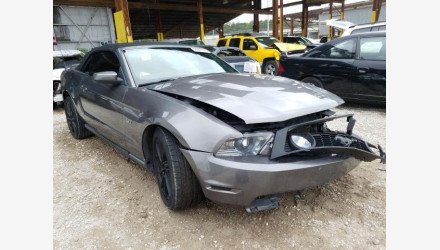 2010 Ford Mustang GT Convertible for sale 101281326