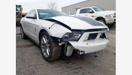 2010 Ford Mustang Coupe for sale 101281448
