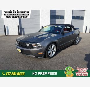 2010 Ford Mustang GT Convertible for sale 101284554