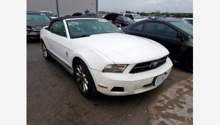 2010 Ford Mustang Convertible for sale 101286551