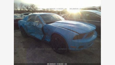 2010 Ford Mustang Coupe for sale 101288005