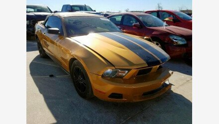 2010 Ford Mustang Convertible for sale 101288991