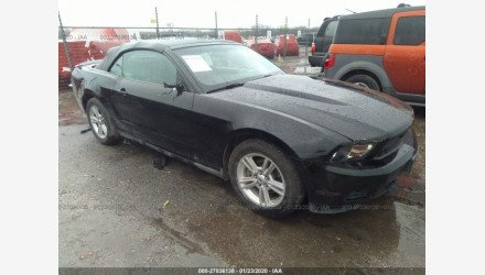 2010 Ford Mustang Convertible for sale 101289579