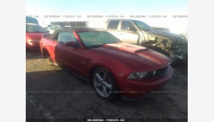 2010 Ford Mustang GT Convertible for sale 101297788