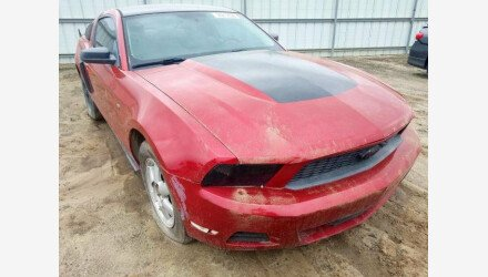 2010 Ford Mustang Coupe for sale 101306233