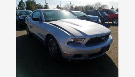 2010 Ford Mustang Coupe for sale 101307832