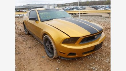 2010 Ford Mustang Coupe for sale 101307909