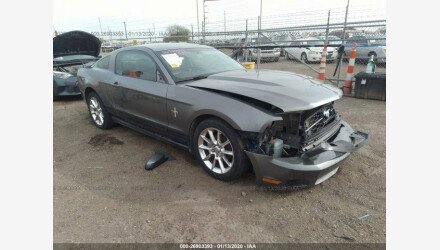 2010 Ford Mustang Coupe for sale 101308234